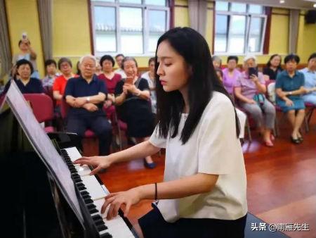 美音乐博士王宸走进北京万寿路社区与大咖们交流互动