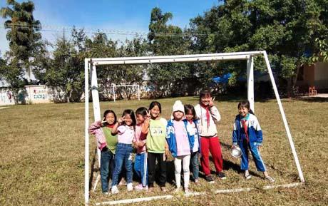 有爱过新年——么么直播彩云之南儿童公益活动报道