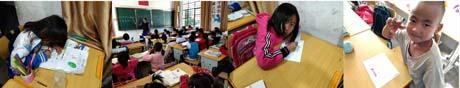 一面心愿墙 有爱过新年——么么直播彩云之南儿童公益活动报道-伽5自媒体新闻网-关注民生/资讯/公益/美食等综合新闻的自媒体博客